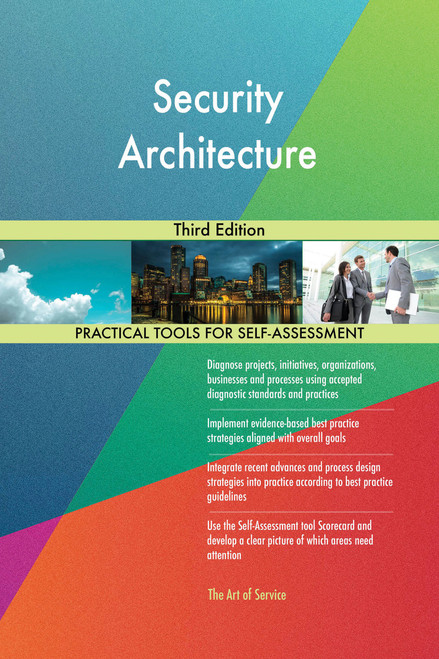 Security Architecture Third Edition