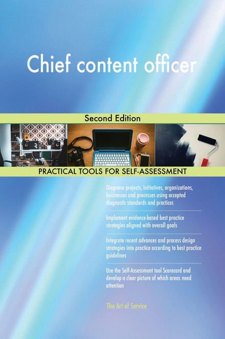 Chief content officer Second Edition