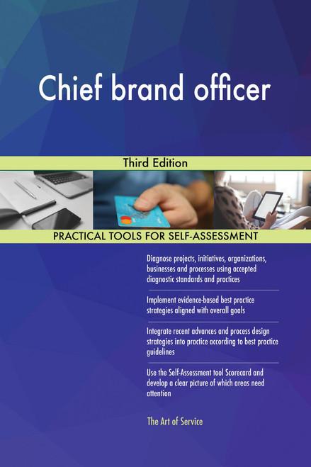 Chief brand officer Third Edition
