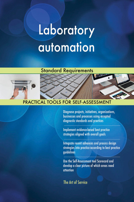 Laboratory automation Standard Requirements