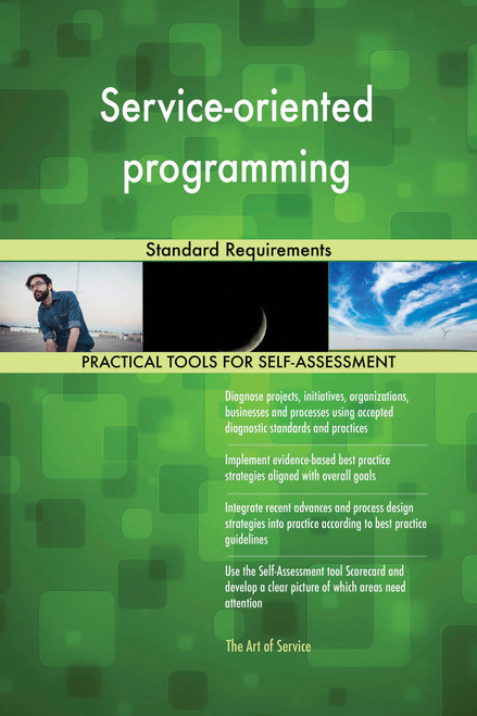 Service-oriented programming Standard Requirements