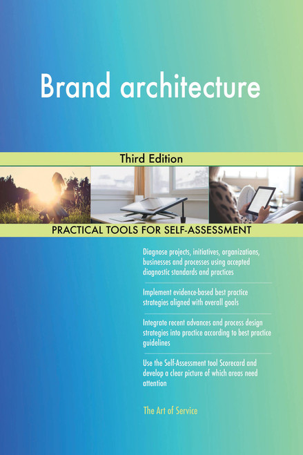 Brand architecture Third Edition