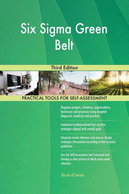 Six Sigma Green Belt Third Edition