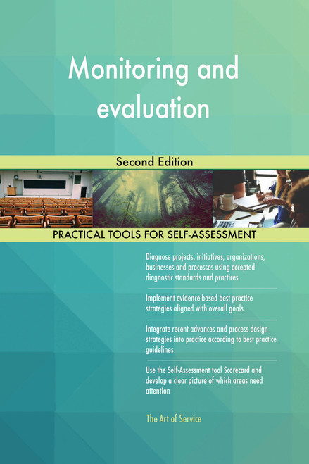 Monitoring and evaluation Second Edition