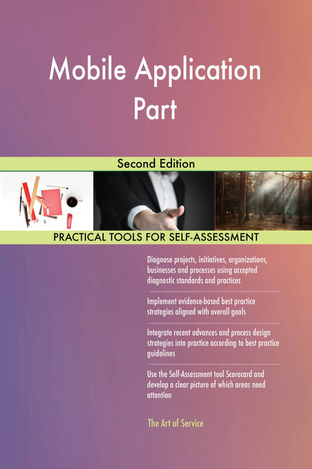 Mobile Application Part Second Edition