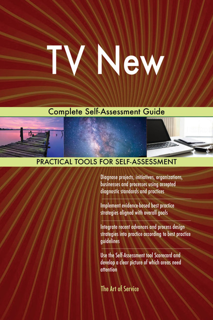 TV New Complete Self-Assessment Guide