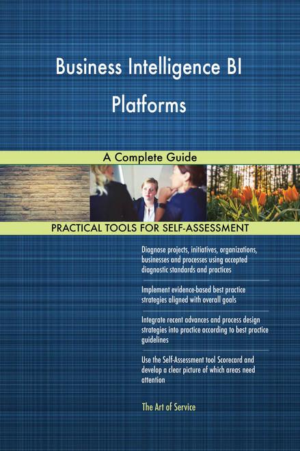 Business Intelligence BI Platforms A Complete Guide