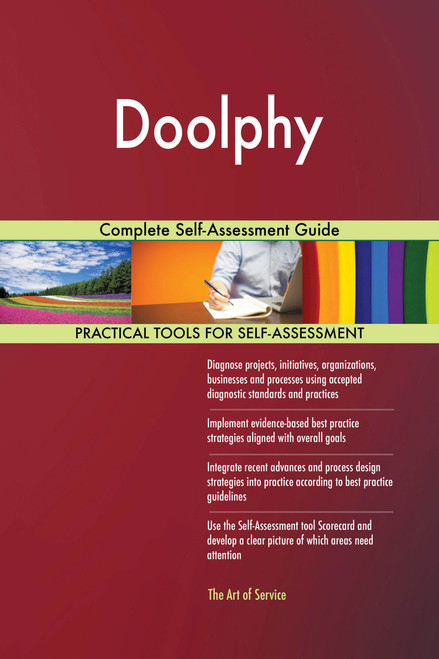 Doolphy Complete Self-Assessment Guide