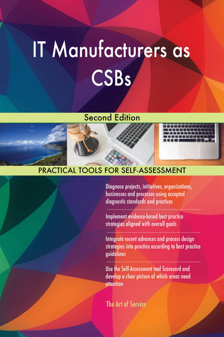 IT Manufacturers as CSBs Second Edition