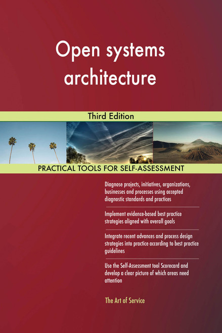 Open systems architecture Third Edition
