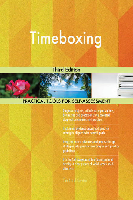 Timeboxing Third Edition