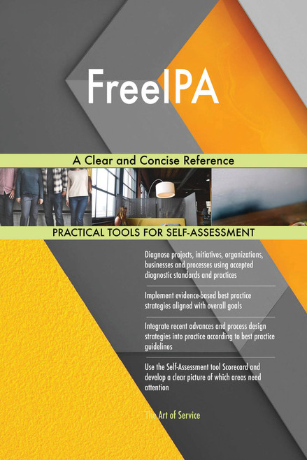 FreeIPA A Clear and Concise Reference