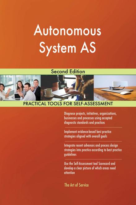 Autonomous System AS Second Edition