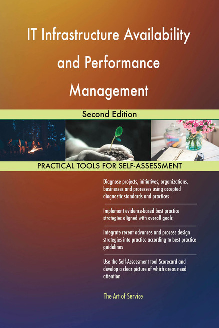 IT Infrastructure Availability and Performance Management Second Edition