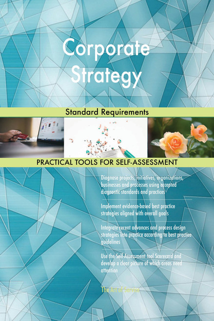 Corporate Strategy Standard Requirements
