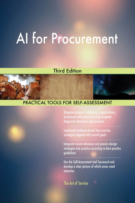 AI for Procurement Third Edition