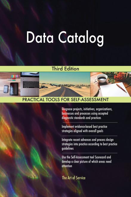 Data Catalog Third Edition