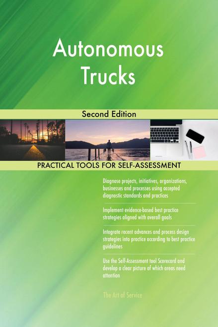 Autonomous Trucks Second Edition