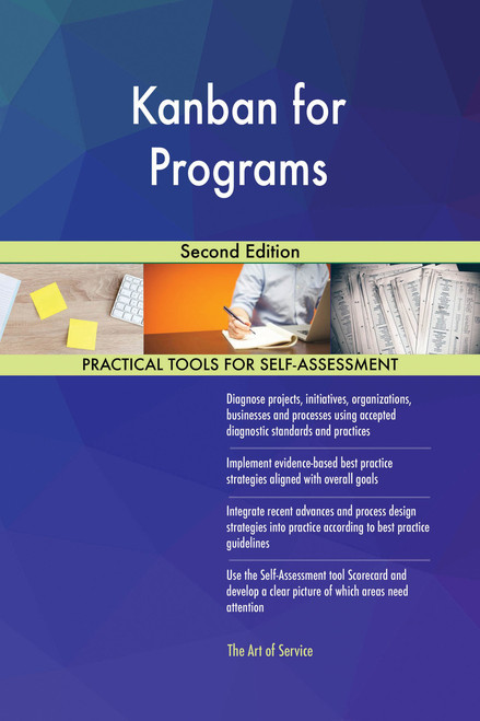 Kanban for Programs Second Edition