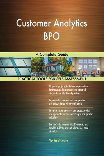 Customer Analytics BPO A Complete Guide