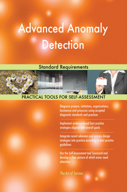 Advanced Anomaly Detection Standard Requirements