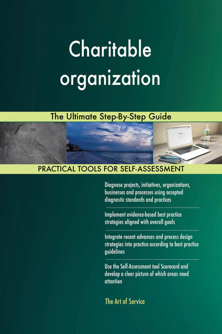 Charitable organization The Ultimate Step-By-Step Guide