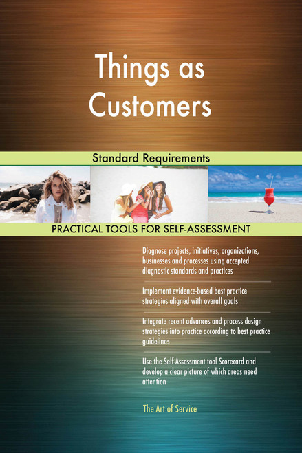 Things as Customers Standard Requirements