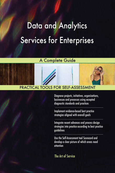 Data and Analytics Services for Enterprises A Complete Guide