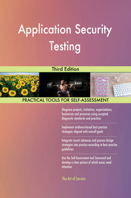 Application Security Testing Third Edition