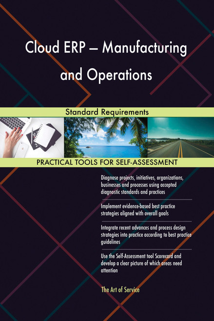 Cloud ERP Ê Manufacturing and Operations Standard Requirements
