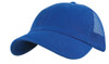 Royal Cotton Twill Mesh Cap
