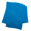 Glacier Blue Eco Friendly Polar Fleece Scarf