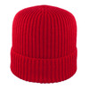 Red - WY2630 Fully Fashioned Beanie | Toque.ca