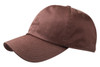 Chocolate - OC6110 Organic Cotton Cap | Toque.ca
