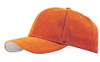 Orange Wool Serge UR' Fit™ Fitted Cap