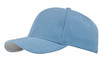 Sky Blue Wool Serge UR' Fit™ Fitted Cap