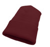 Burgundy AC1010 Acrylic Knit Winter Toque with Cuff | Toque.ca