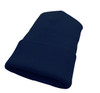 Navy AC1010 Acrylic Knit Winter Toque with Cuff   Toque.ca