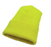 Safety Yellow AC1010 Acrylic Knit Winter Toque with Cuff   Toque.ca