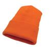 Safety Orange AC1010 Acrylic Knit Winter Toque with Cuff | Toque.ca