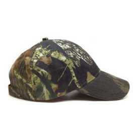 Woodsman Camo CF6147 Woodsman Camo Print Break Up Cap
