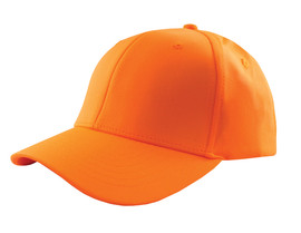 Neon Orange - CY6070 Whole Cap Using 100% Cotton Jersey | Toque.ca