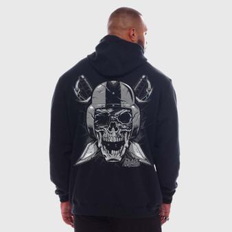 Skull Crack X Carhartt Men's Pullover Hoodie