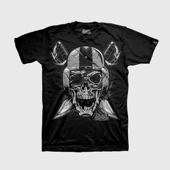 Skull Crack Men's Tee