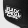 Chain Nation Snap Back Hat - BLACK