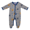 West Coast Eagles Infant Coverall