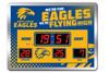 West Coast Eagles Scoreboard Clock