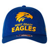West Coast Eagles Youth Staple Cap