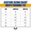 West Coast Eagles Castore Men's Training Tee Royal