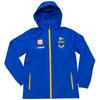 West Coast Eagles Castore Women's Wet Weather Jacket Royal